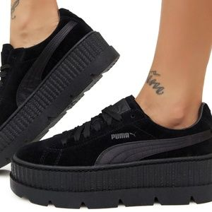 PUMA FENTY by Rihanna Cleated Suede Creepers